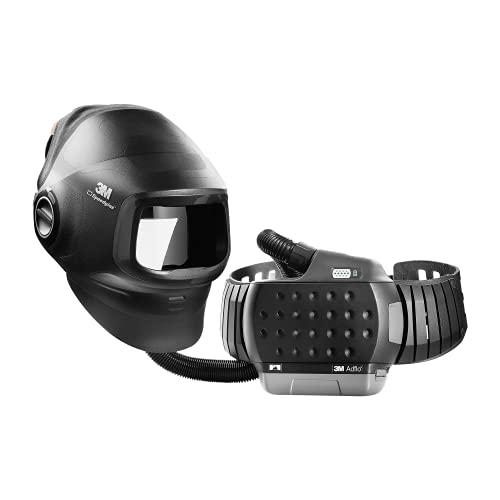 3M Speedglas Heavy-Duty Welding Helmet G5-01 w ADF G5-01 and 3M Adflo High-Altitude PAPR Assembly,...