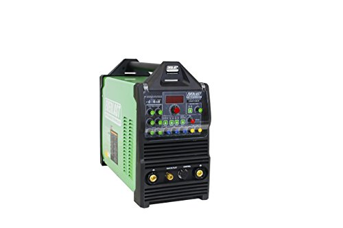 Everlast PT-250EX PowerTIG STICK Pulse welder 220 Volt Inverter-Based AC DC