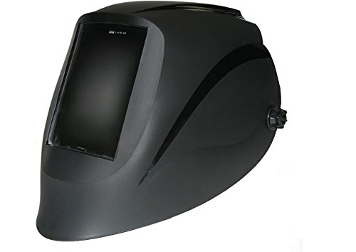 ArcOne V-1500 Vision Welding Helmet with Passive Shade 10 Filter, Black