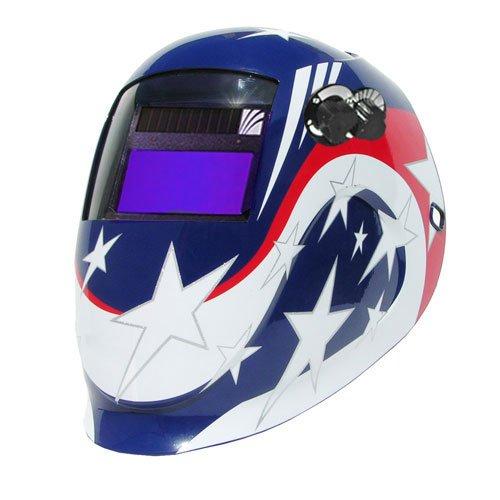 ArcOne 5000V-1171 Python Welding Helmet with 5000V Shade Master Auto-Darkening Filter, Fighting...