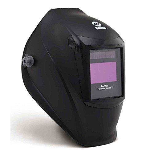Miller Electric 282000 Digital Performance Auto Darkening Welding Helmet with Clearlight Lens...