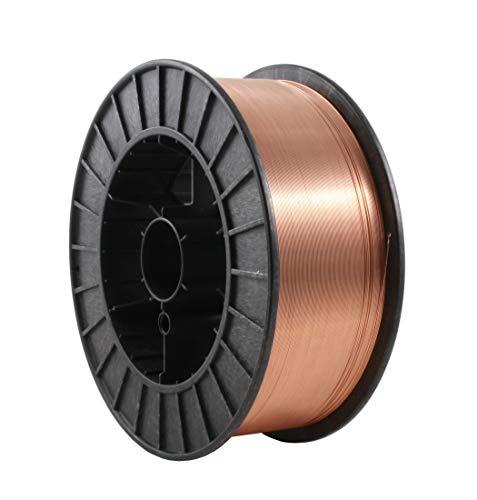ER70S-6 - MIG Mild & Low Alloy Steel Welding Wire - 33 Lb x 0.035'