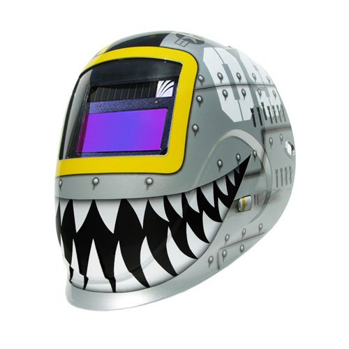 ArcOne 5000V-1171 Python Welding Helmet with 5000V Shade Master Auto-Darkening Filter, Fighting...