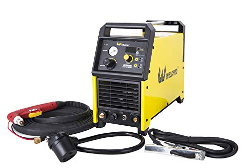 Weldpro 60 Amp Inverter Contact Pilot Arc Plasma Cutter with Dual Voltage 220V/110V 3 YEAR WARRANTY!