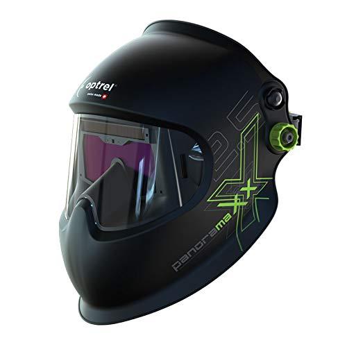 Optrel Panoramaxx Auto Darkening Welding Helmet Black #1010.000