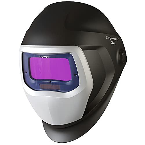 3M Speedglas Welding Helmet 9100 06-0100-10SW, with ADF 9100V, 1 EA/Case
