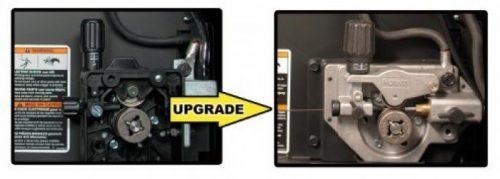 Better wire feeder mechanism