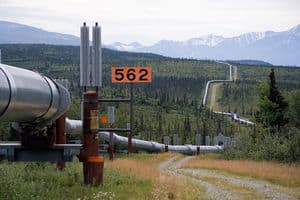 Image of Trans-Alaska Pipeline