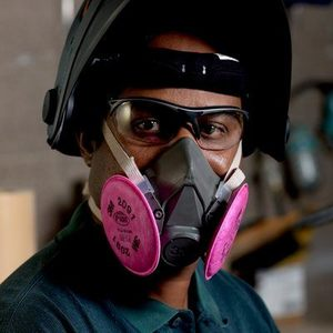 hazardous welding fumes