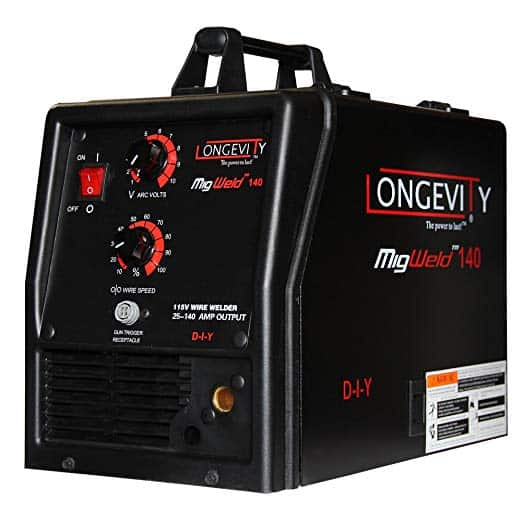 Top 10 Best MIG Welders 2019 Guide For [110V & 220V]