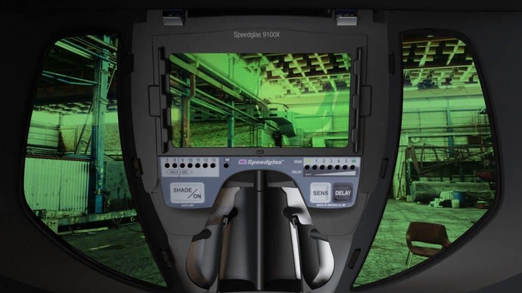 3M Speedglas 9100 SideWindows and peripheral vision
