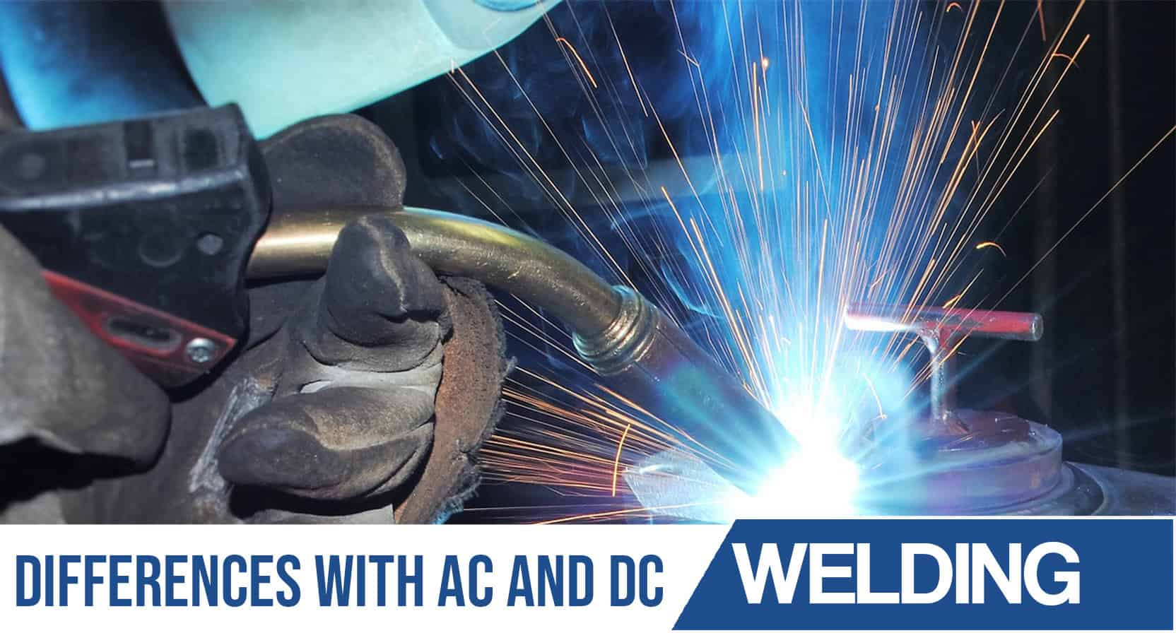 Welder using MIG torch