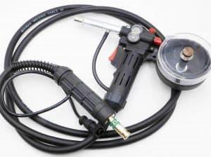 image of a spool gun