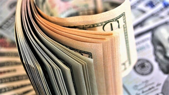 image of money stack