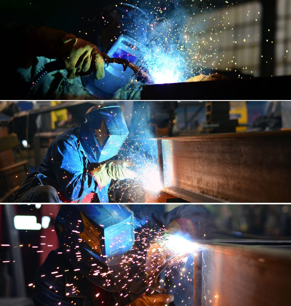 Welding MIG and TIG