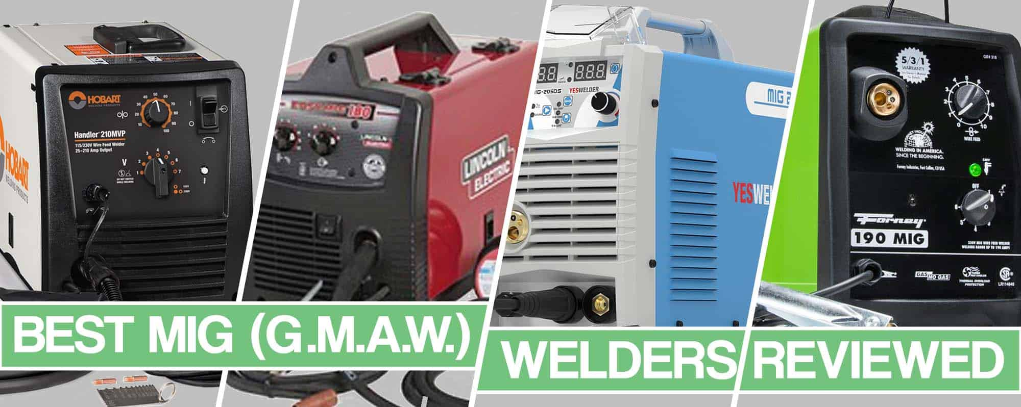 """Feature image for the """"best MIG welder"""" article"""