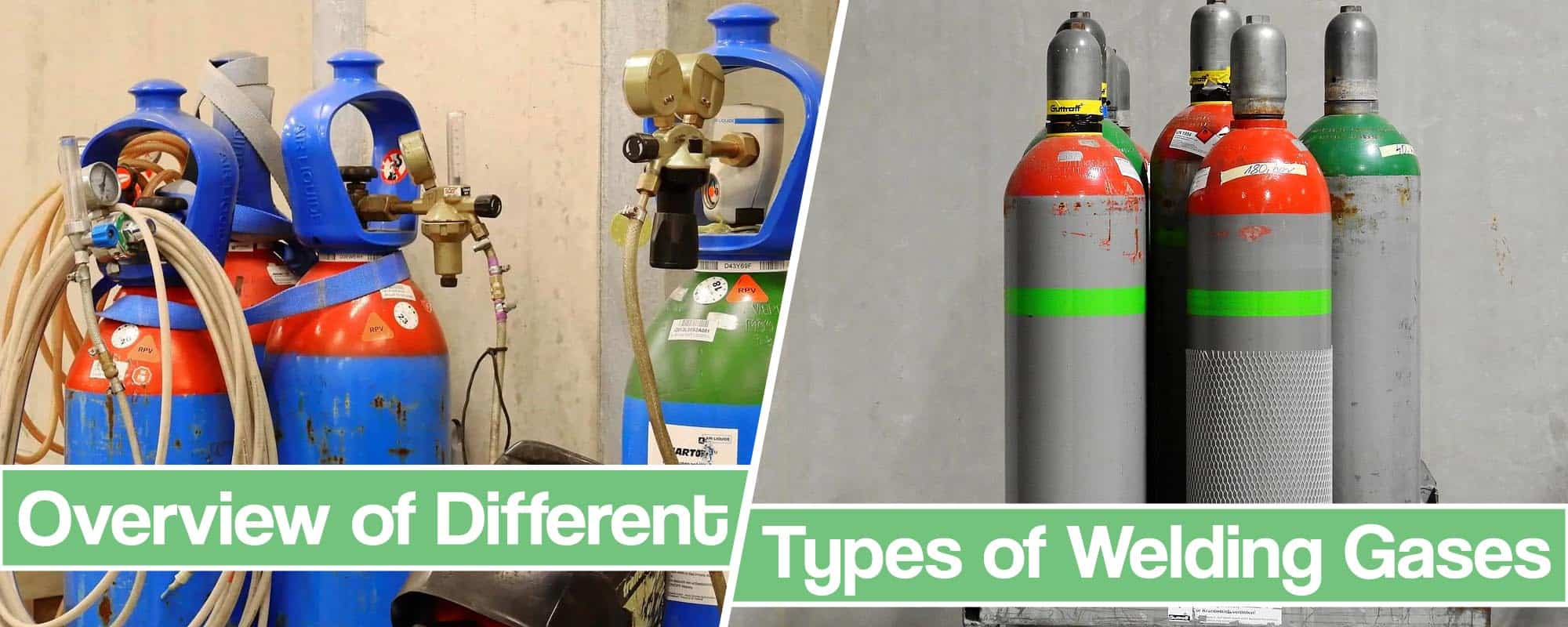 Feature image for Different Types of Welding Gases article