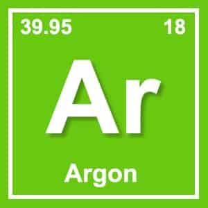 image of argon element