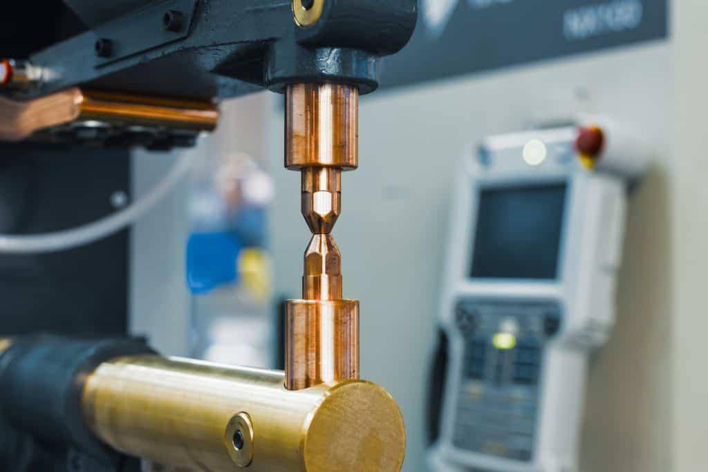 image of a spot welder