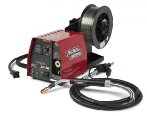 Lincoln Electric's LF-72 Wire Feeder