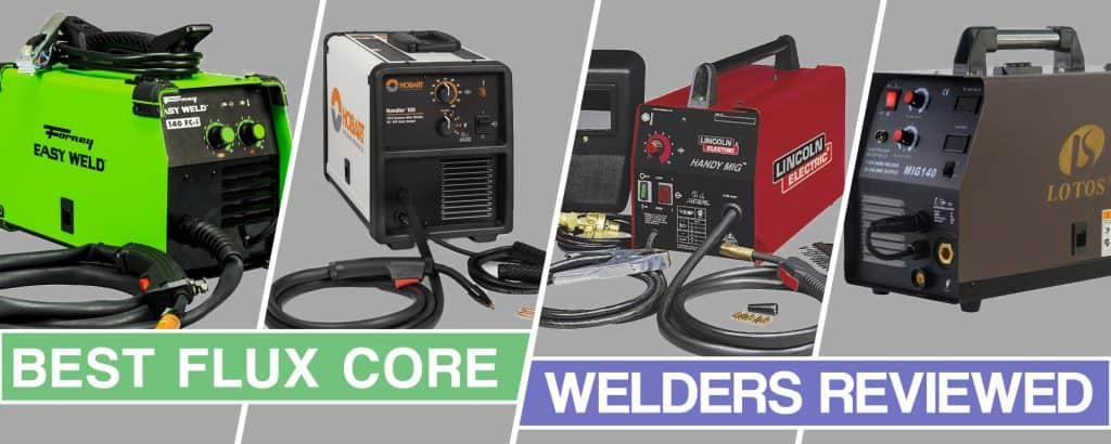 image of the flux core welders