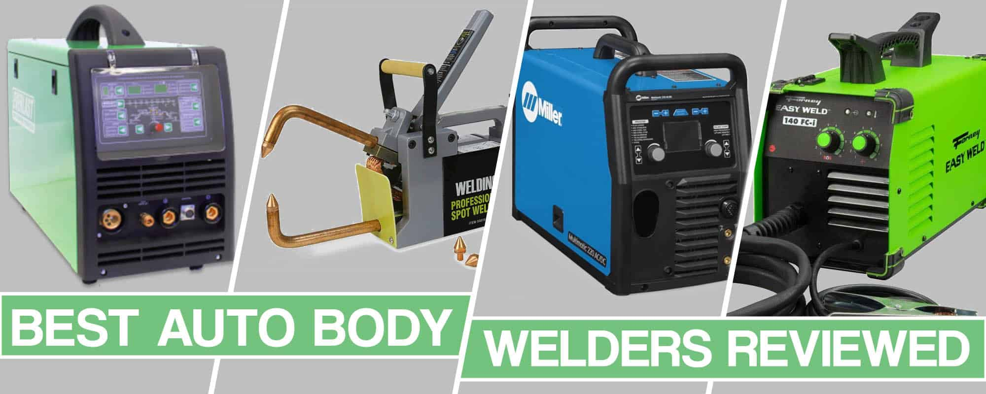 image of the best welder for autobody and car panels