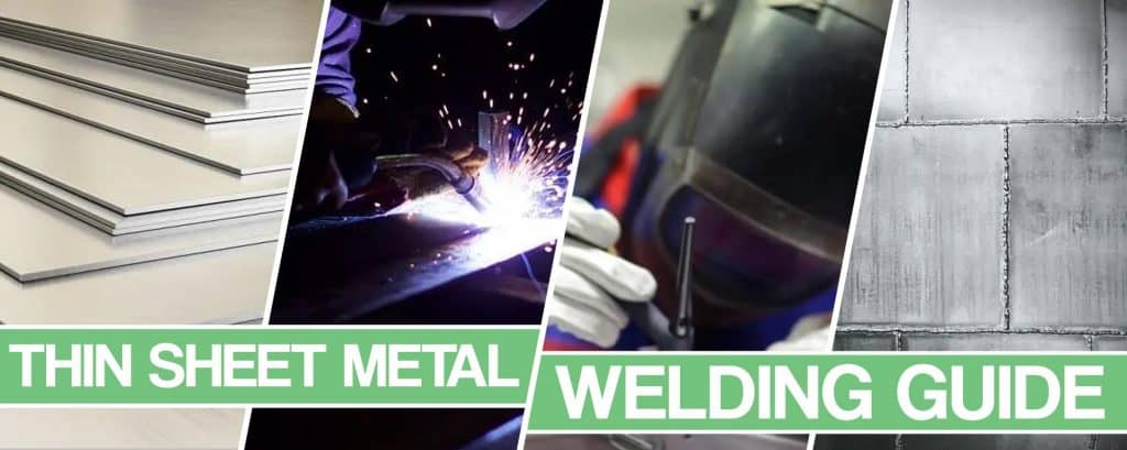 Feature image for How To Weld Sheet Metal article