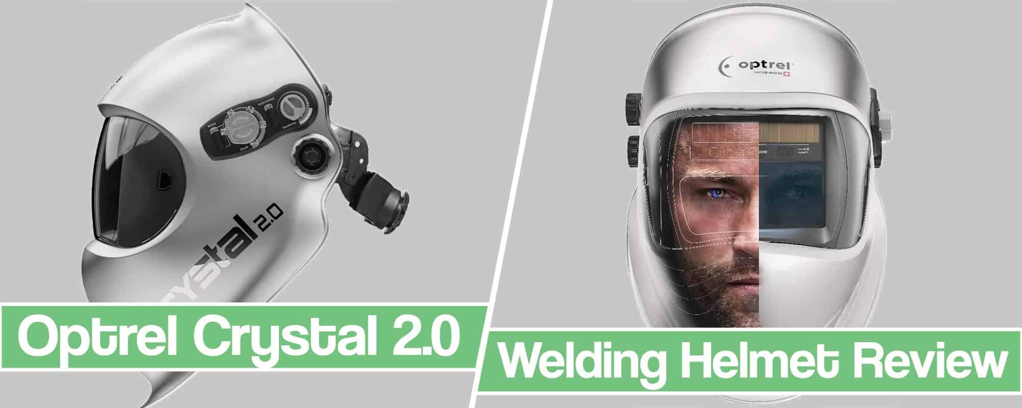 Feature image for Optrel Crystal 2.0 Welding Helmet Review article