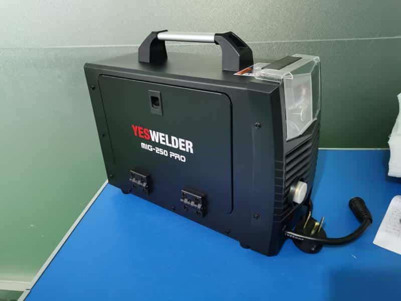 Yeswelder MIG-250 Pro image