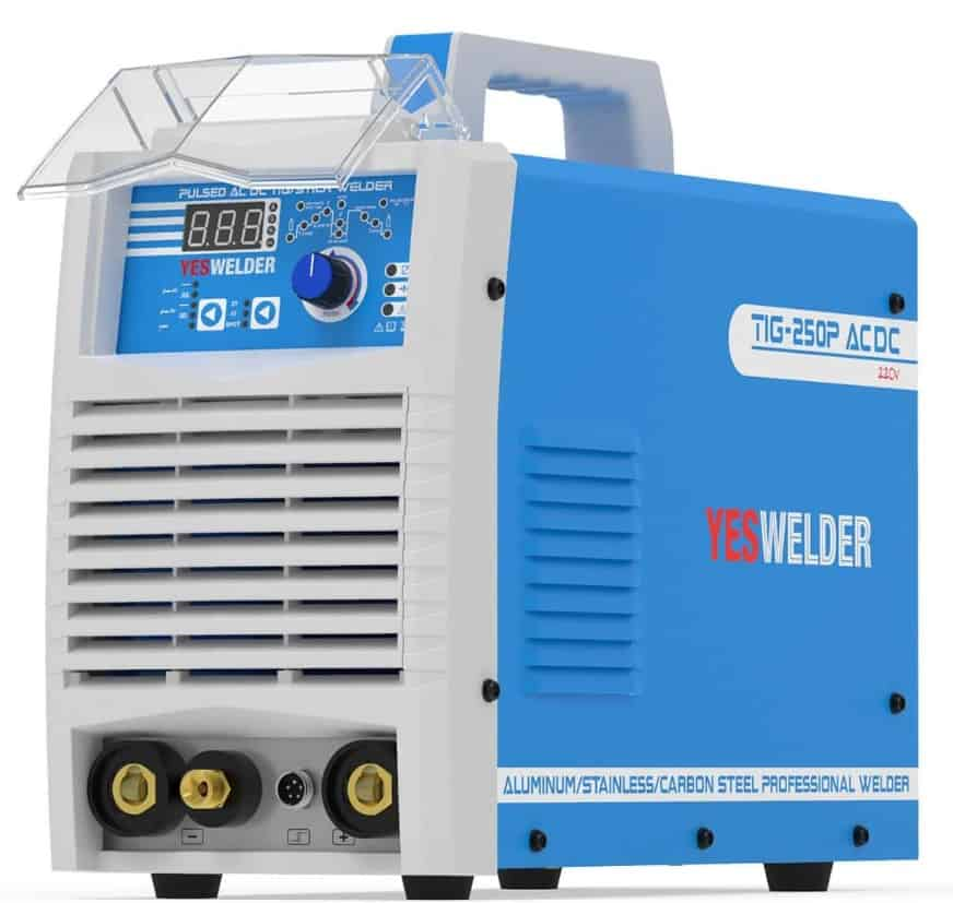 image of the YesWelder TIG 250P ACDC