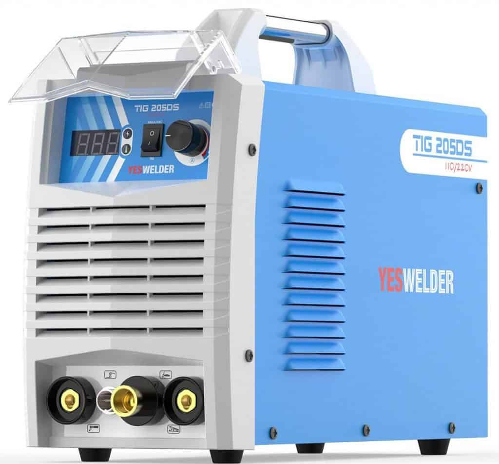 Image of a YesWelder TIG-205DS