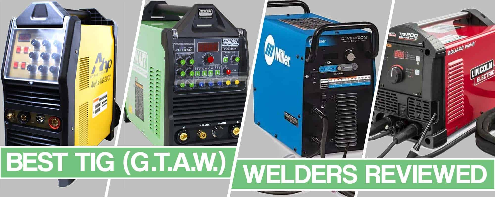 image of best TIG welders