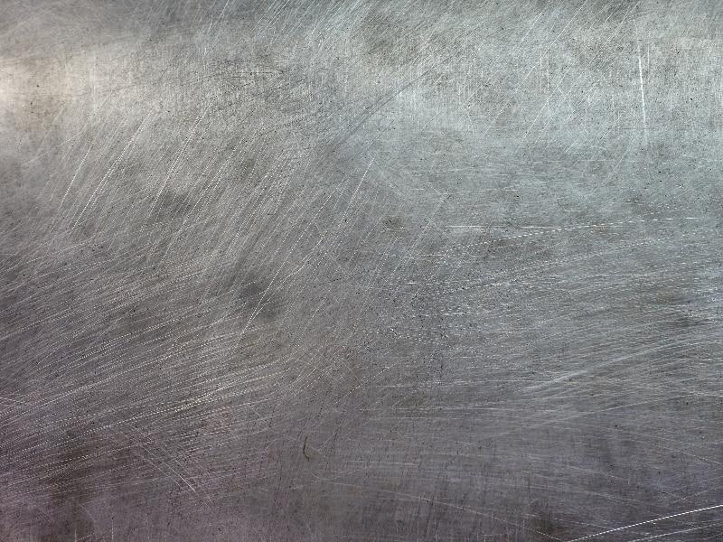 image of brushed metal