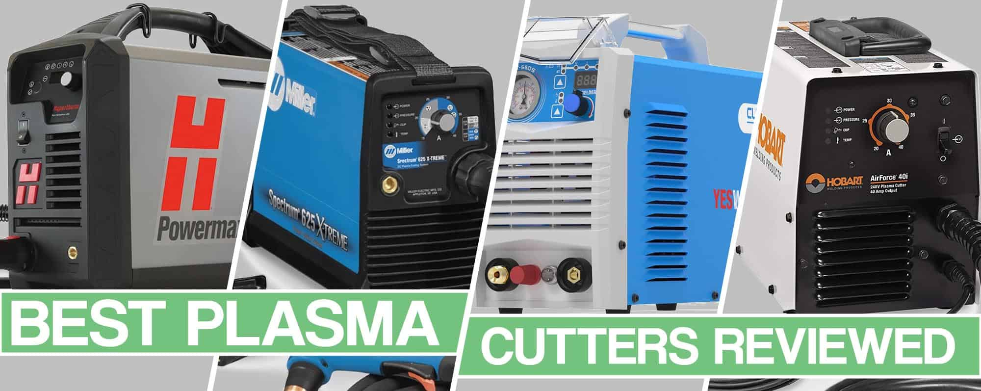 image of the best plasma cutters