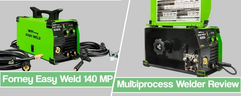 Feature image for Forney Easy Weld 140 MP Review article