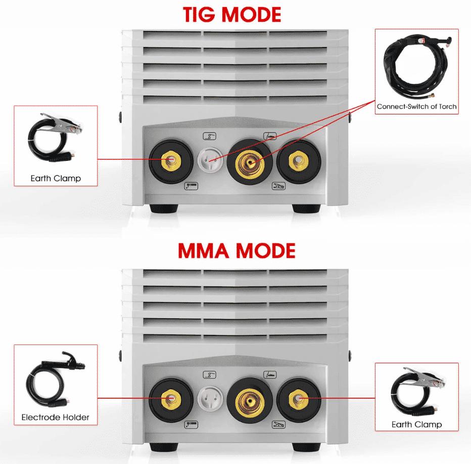 image of Yeswelder 205 connectors
