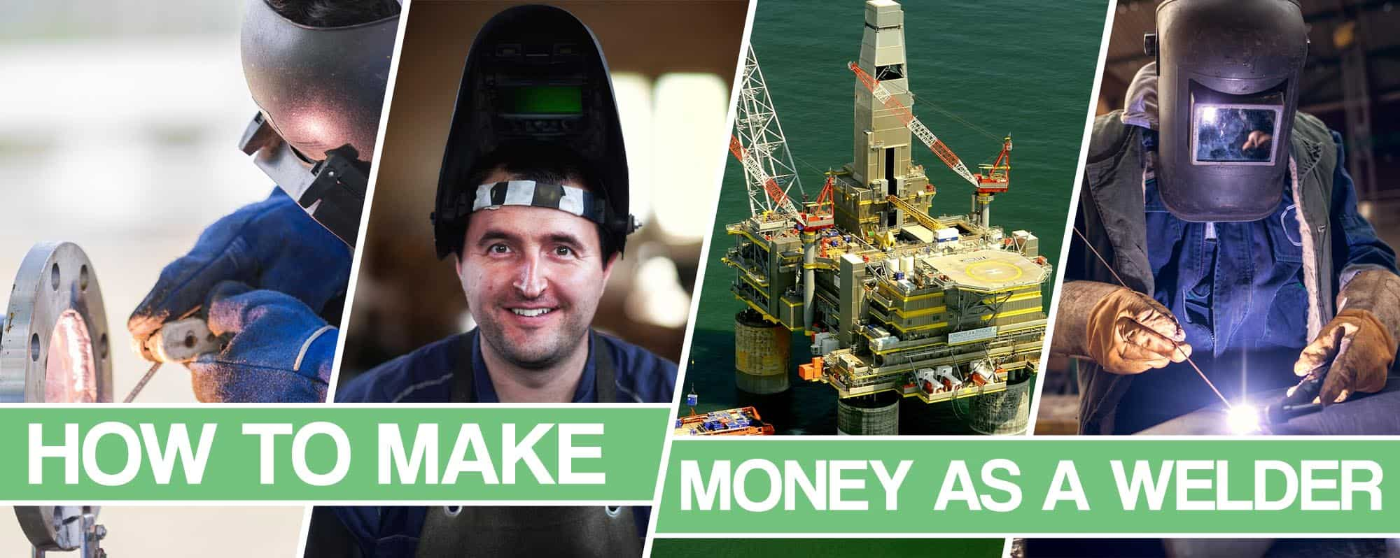 Feature image for How to Make Money Welding article