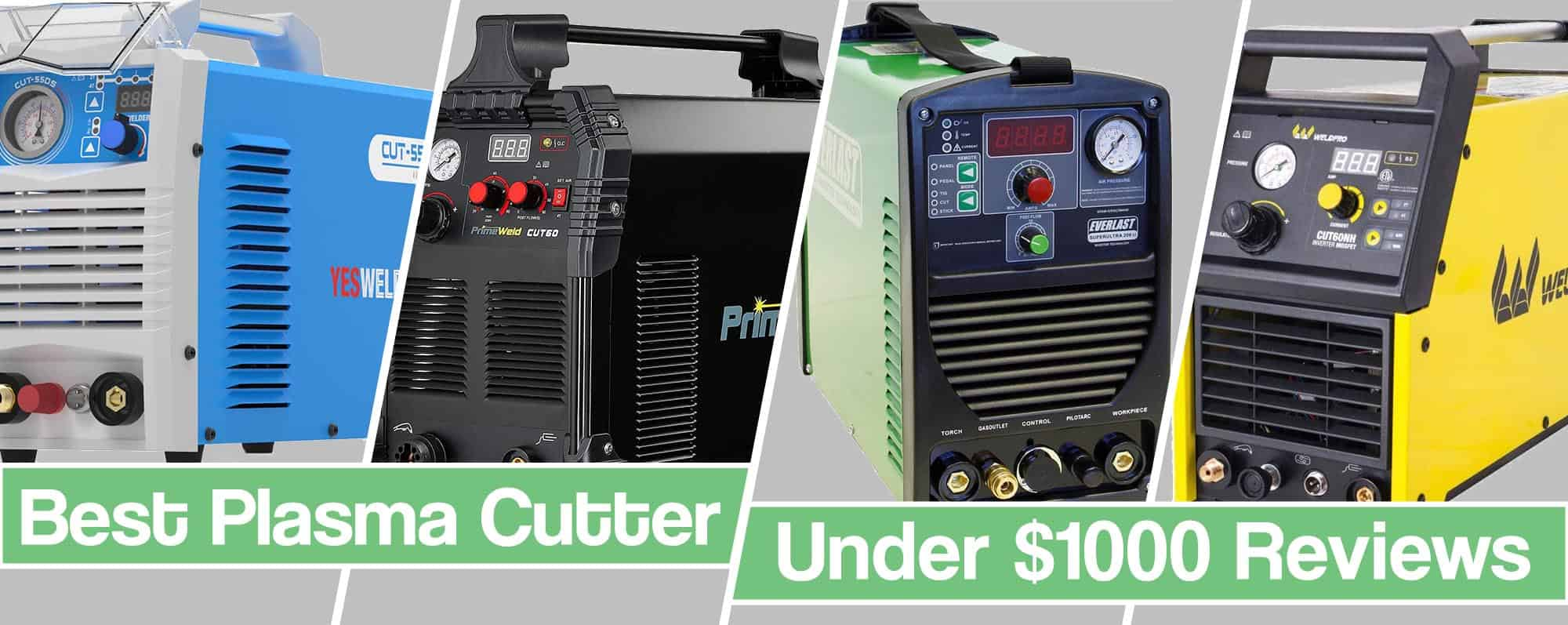 Feature image for Best Plasma Cutters Under $1,000 article