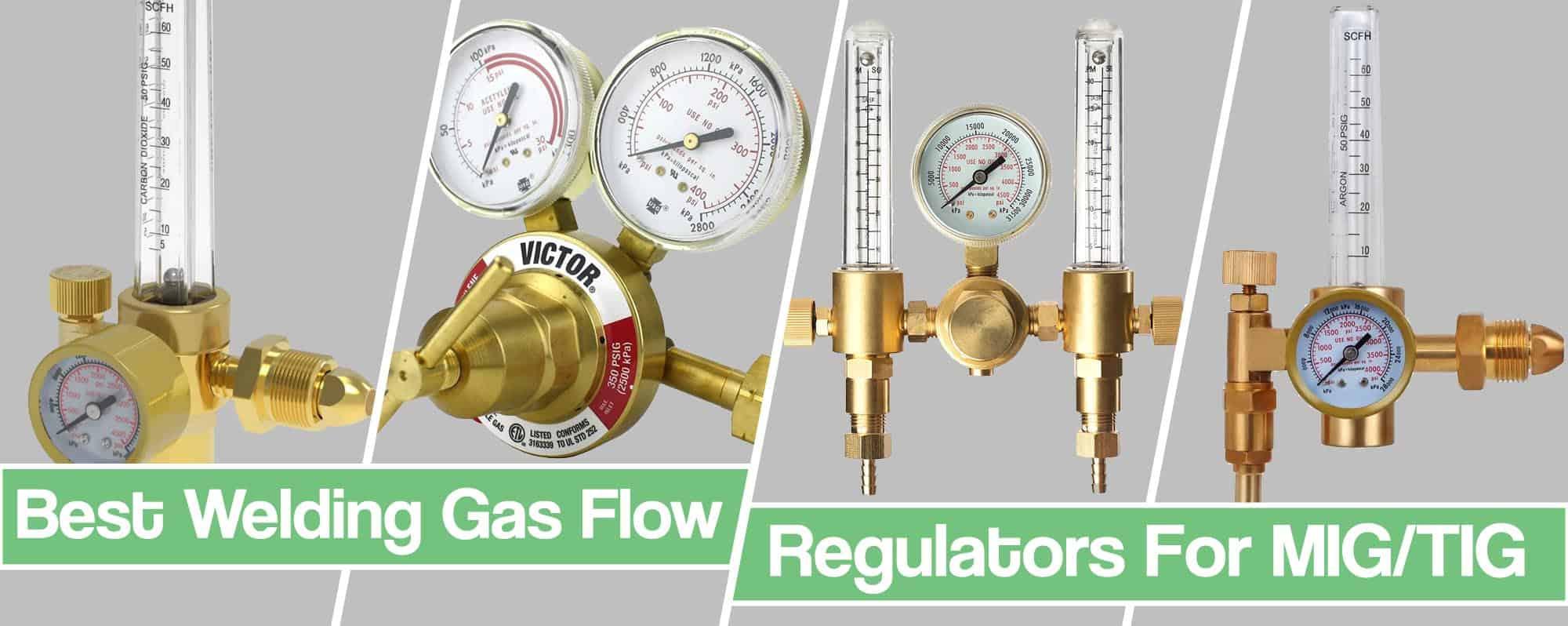 Feature image for Best Welding Gas flow Regulator article