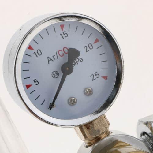 mig welder gas regulator