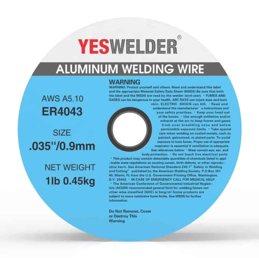 Yeswelder Aluminum Welding Wire