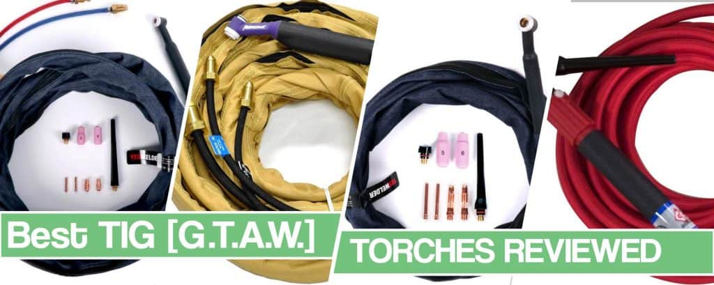 Feature image for Best TIG Torches article