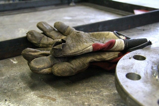 image of the Welding Gloves