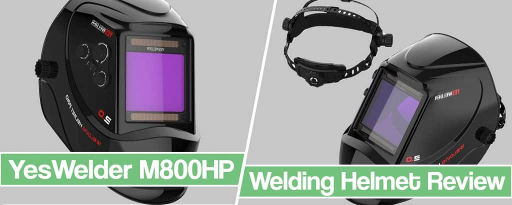 Feature image for YesWelder M800HP Welding Helmet review article