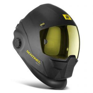 image of the esab helmet