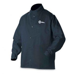 image of the miller welding jacket