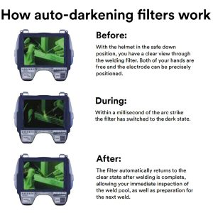 image of speedglas autodarkening filter