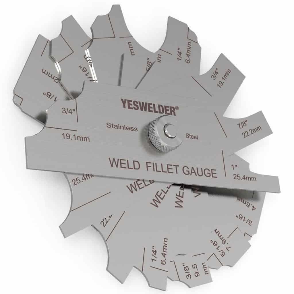 image of the welding gauge