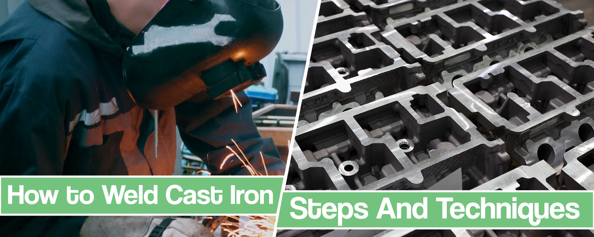 Feature image for How to Weld Cast Iron article