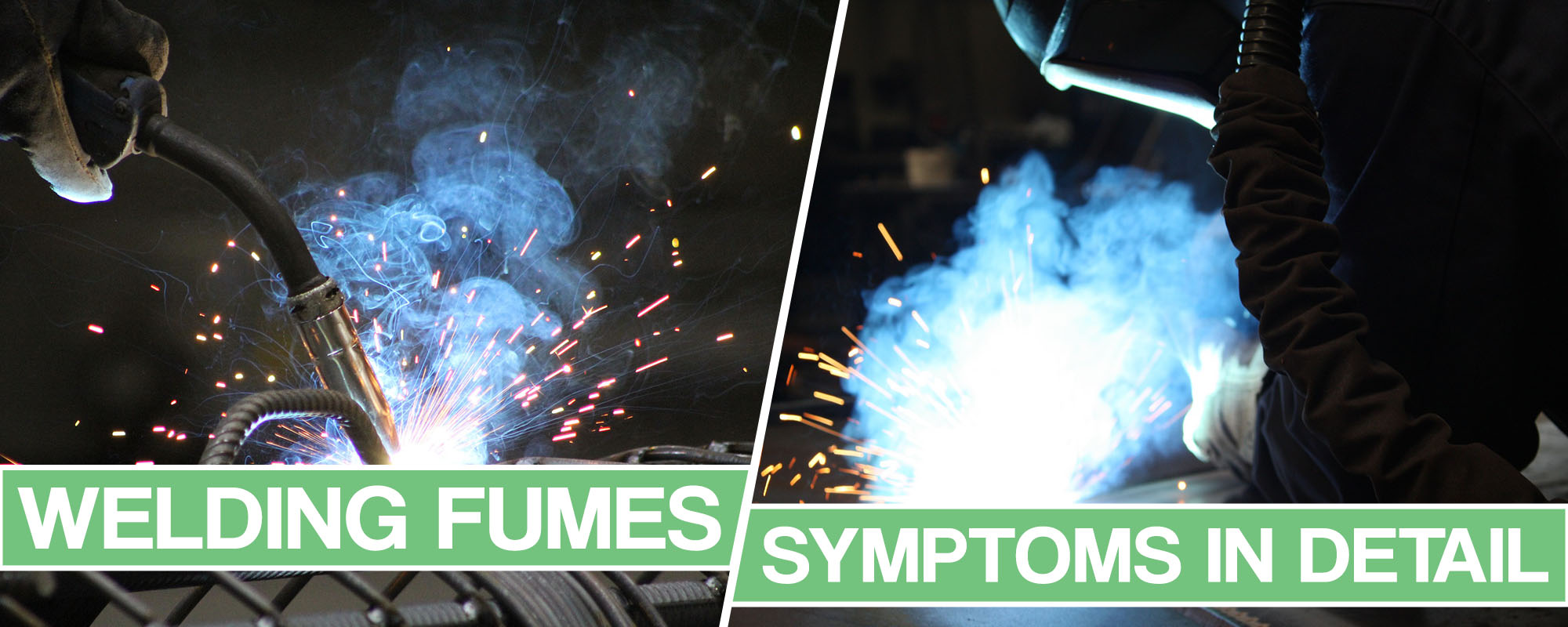 Feature image for Welding Fumes Symptoms article
